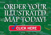 True North Map Company | Carbon County PA Map - Order a Carbon County PA Map
